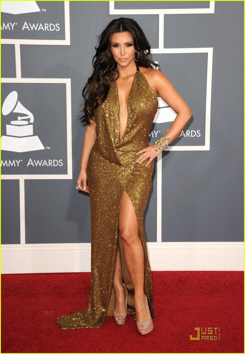 kim kardashian 2011 grammys. My Grammy 2011 Recap